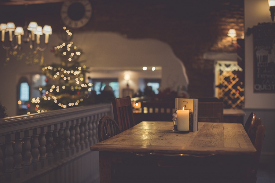 Christmas parties at the Maytime Inn