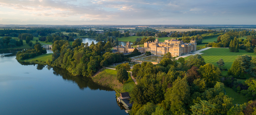 Blenheim palace valentines