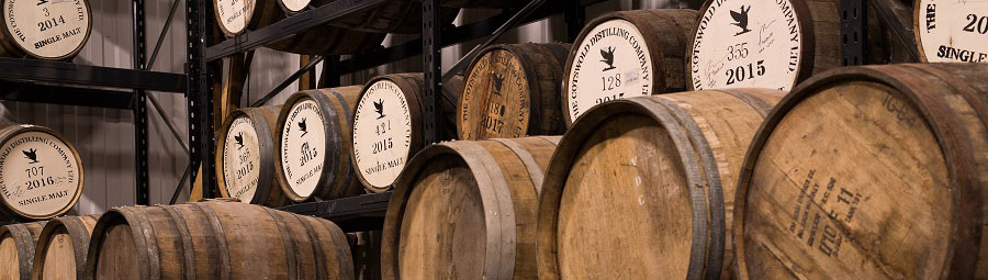 Take a tour of Cotswolds Distillery