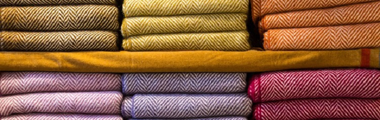 Cotswold Woollen Weavers - designs inspired by the Cotswolds