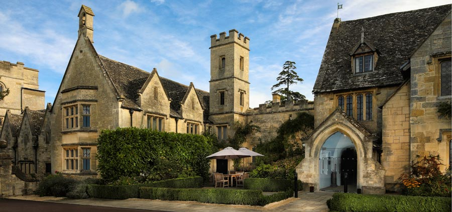 Treat yourself at the Spa at Ellenborough Park