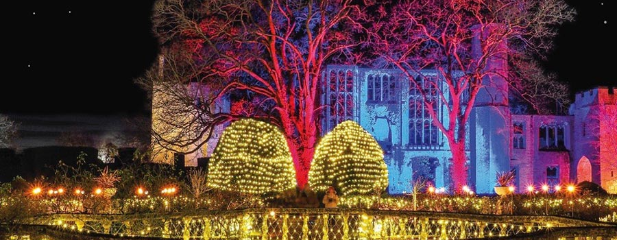 Sudeley Castle's Spectacle of Light