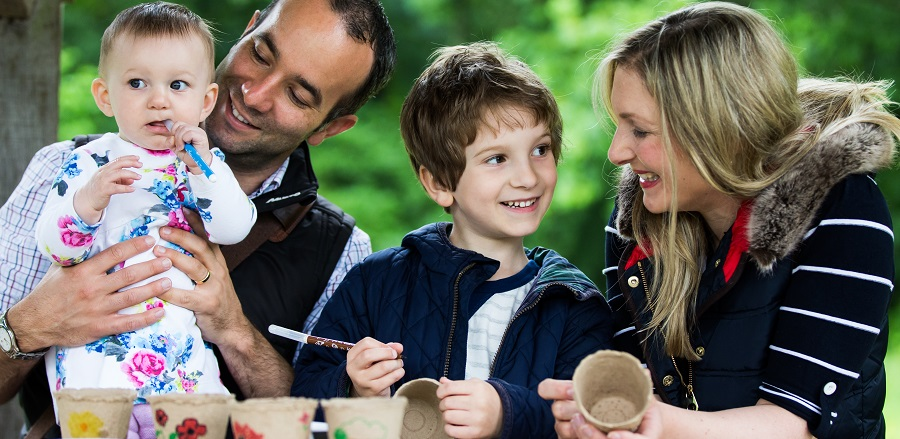 Free arts and crafts events at Westonbirt Arboretum over the Easter holidays