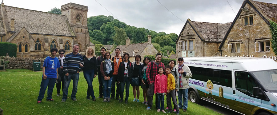 Cotswold tours with Go Cotswolds