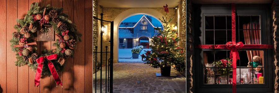 The Festive Season at Whatley Manor