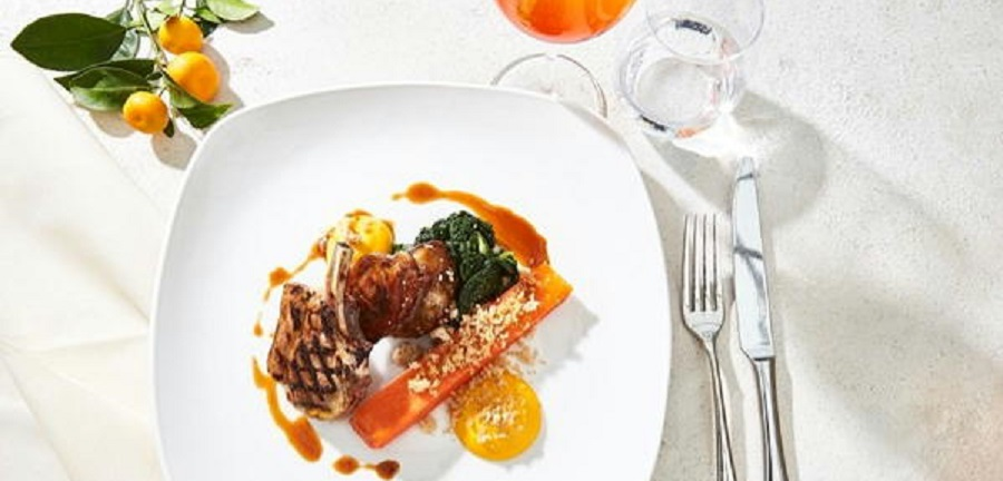 Blenheim Palace - The Orangery Supper Club