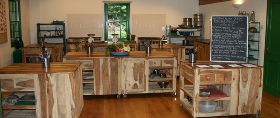 Courses and Workshops at Abbey Home Farm