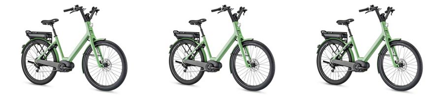 Broadway Tower - electric bikes for hire