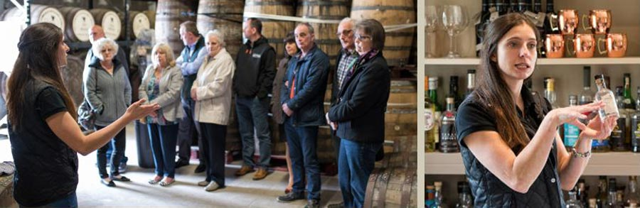 Tours of the Cotswolds Distillery