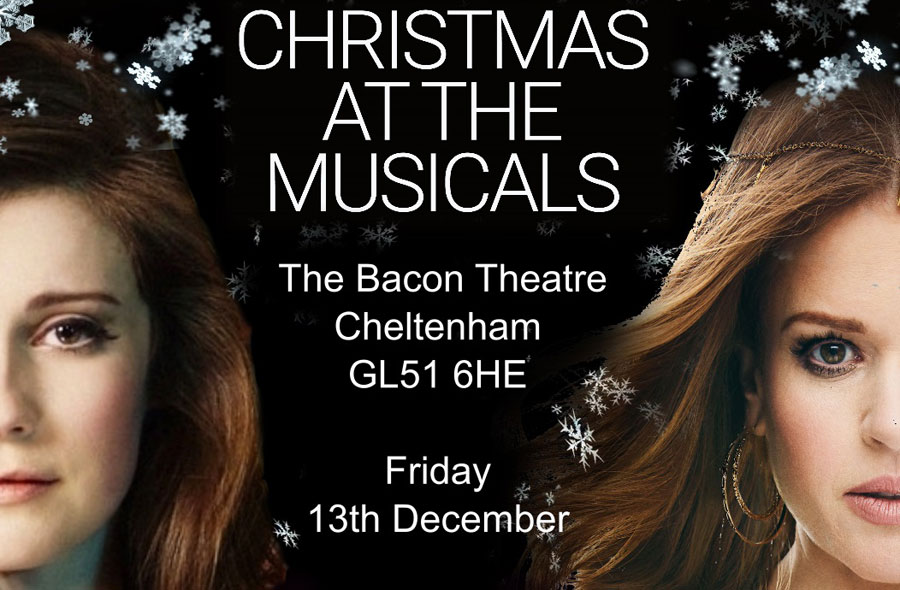Live festive music at the Bacon Theatre in Cheltenham