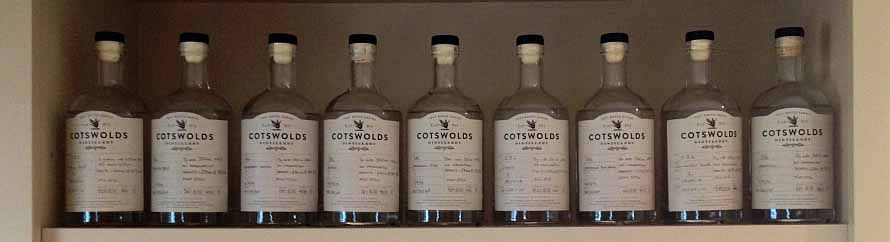 Cotswolds Distillery gin