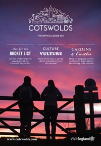 2017 Official Cotswolds Visitor Guide
