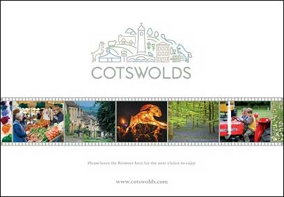 The Cotswolds Browser