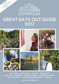 2017 Cotswolds Great Days Out Guide
