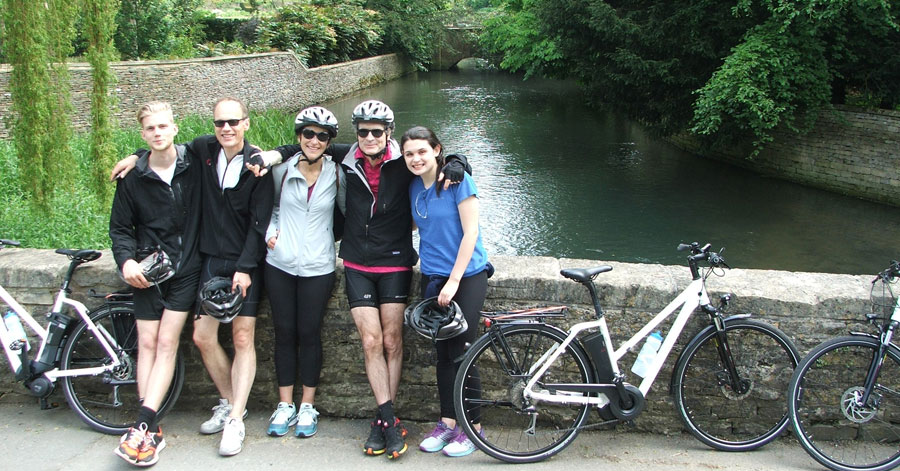 Enjoy a Cotswold Electric Bike Tour