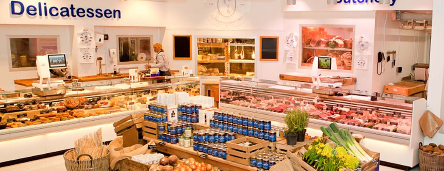 Jesse Smith farmshop in Cirencester
