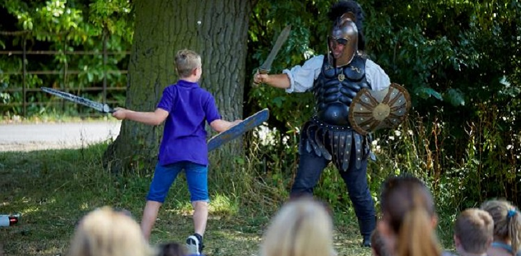 Children's Wednesdays at Sudeley Castle