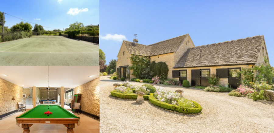 Baxters Farm Barn - one of the StayCotswold properties