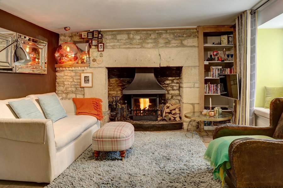 Betty's Cottage one of Mulberry Cottages Cotswold properties
