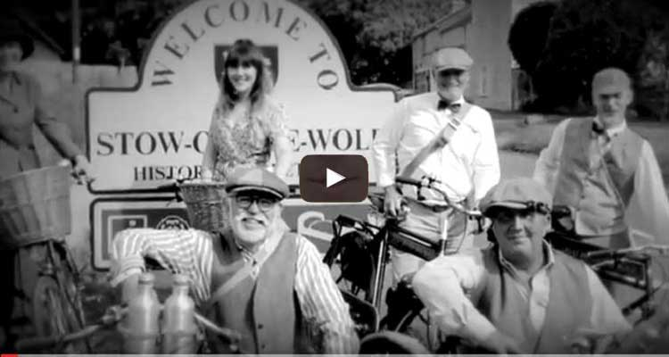 Vintage Bike Club video