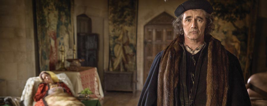 Wolf Hall used several locations across the Cotswolds