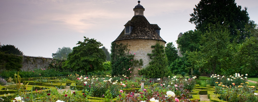 The gardens at Rousham (photo by Harpur Garden Images)