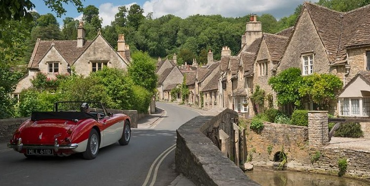 Vintage Classics - 'Millie' in Castle Combe