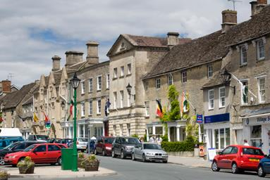 Towns  Villages in the Cotswolds