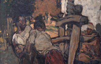 A talk by Dr Libby Horner: Brangwyn's Architecture and Interior Design