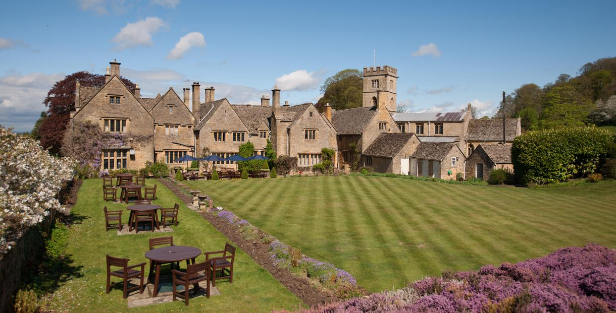 Buckland Manor, Worcestershire