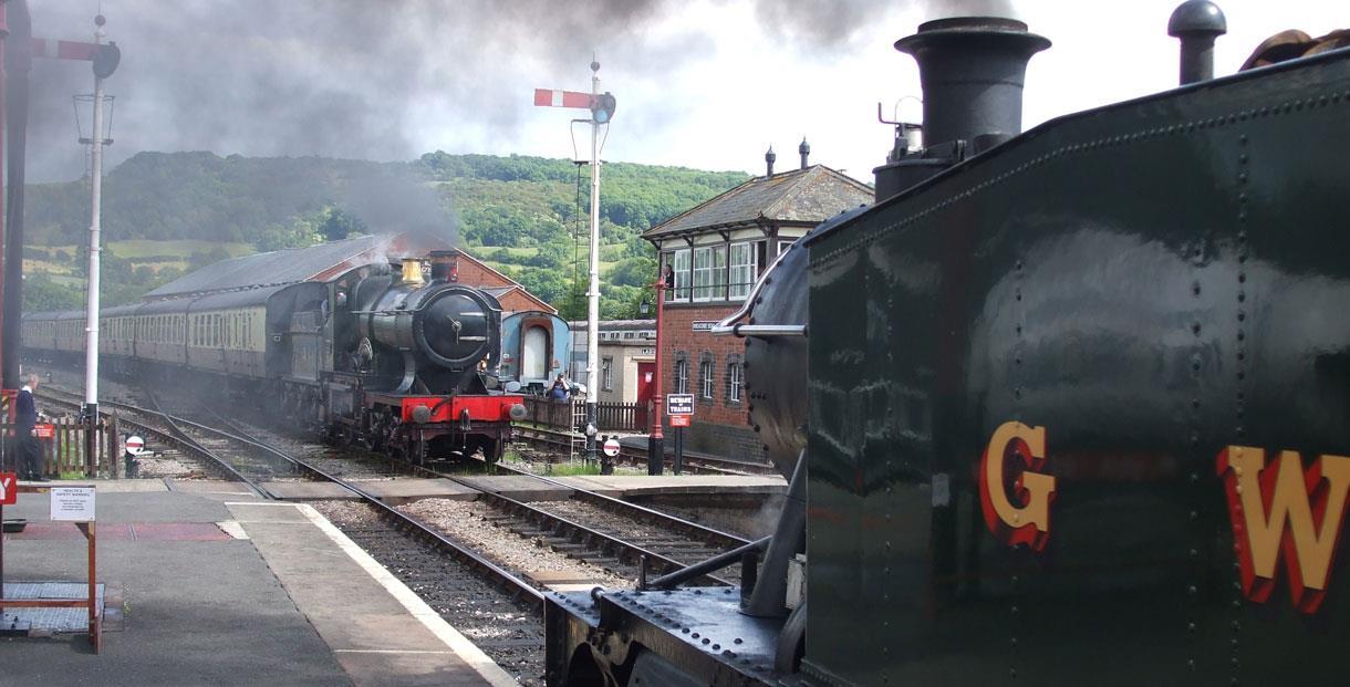 Gloucestershire Warwickshire Steam Railway - Steam Railway