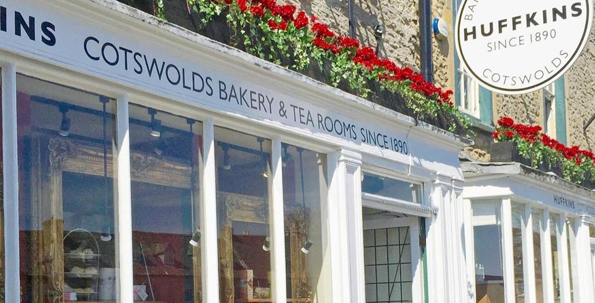Huffkins Cafe & Bakery - Stow on the Wold