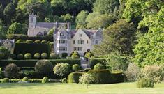 Owlpen Manor Cotswold manor house holiday cottages and wedding venue