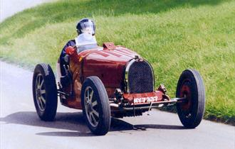 Coopers 70th Anniversary and Members Day at Prescott Hill Climb