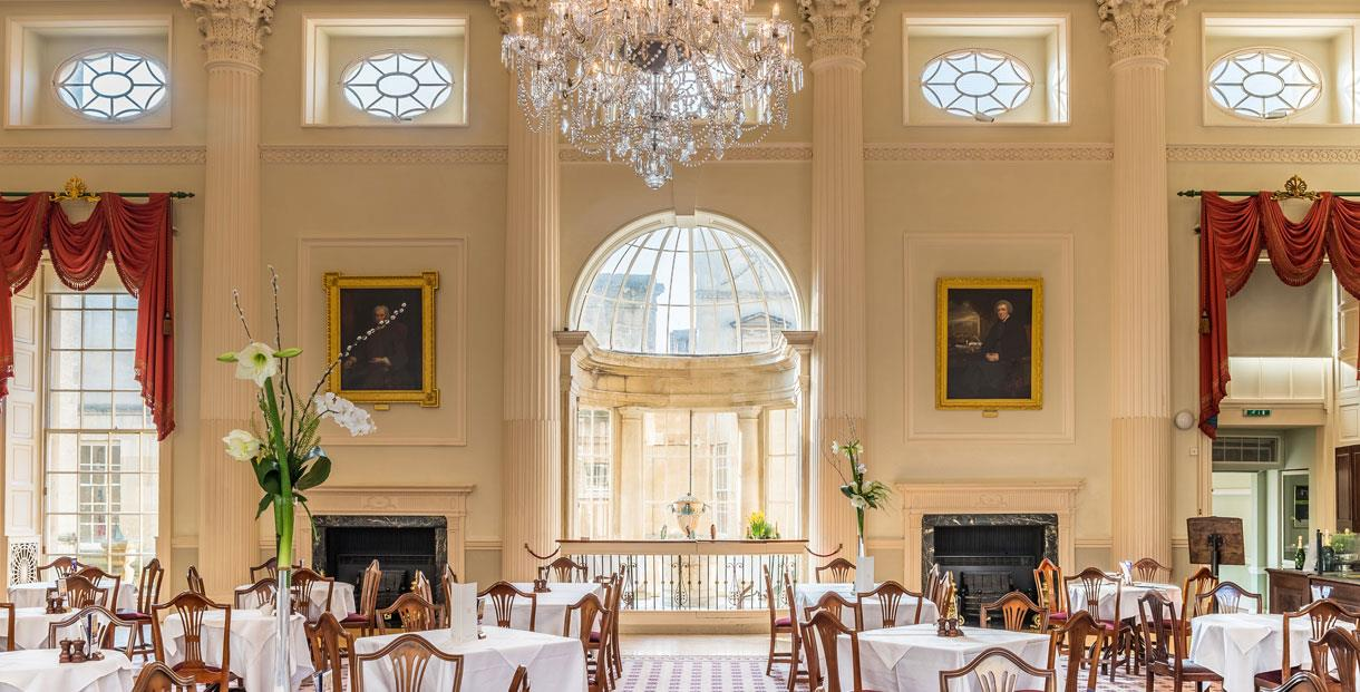 The Pump Room Restaurant - Cotswolds Food & Drink