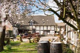 The Fleece Inn (National Trust)