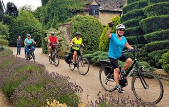 Oxford & the Cotswolds Highlights Cycle Tour