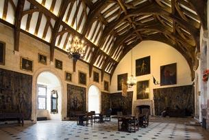 Cotswold castles and palaces - some of the country's most imposing and beautiful buildings...