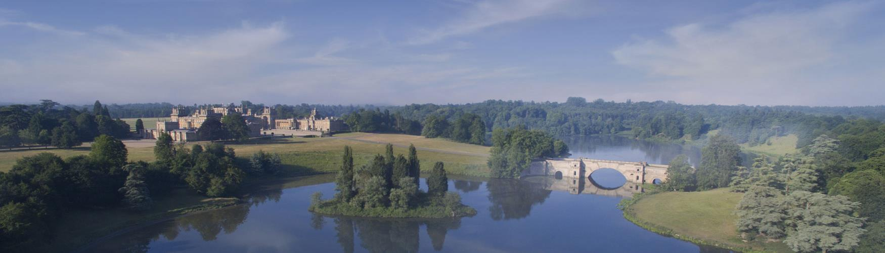 Blenheim Palace - just one of the attractions offering '2 for 1' entry during Cotswolds Welcome Open Weekend