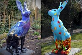 The new Cotswold Hare Trail is your chance to explore the far corners of the Cotswolds in a search for the hares, visiting towns and villages you may never have visited before.