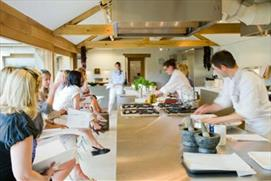 Experience the wonderful Cookery School at Thyme with its program of classes, talks & demonstrations