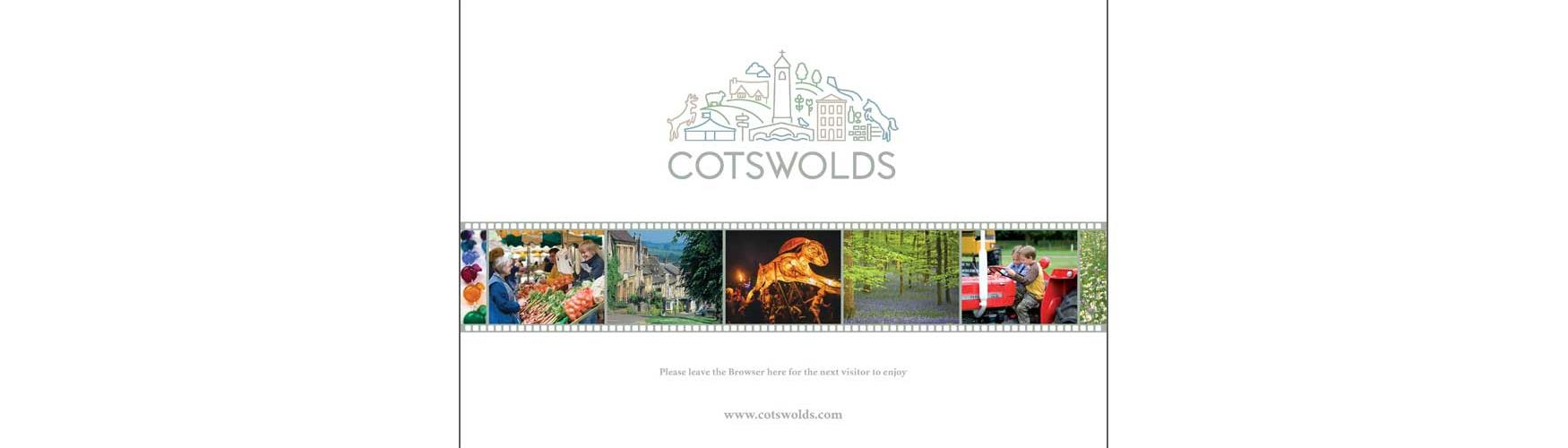 Advertise in the Cotswolds Browser