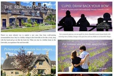 Browse our archive of the Cotswolds Tourism consumer enewsletter