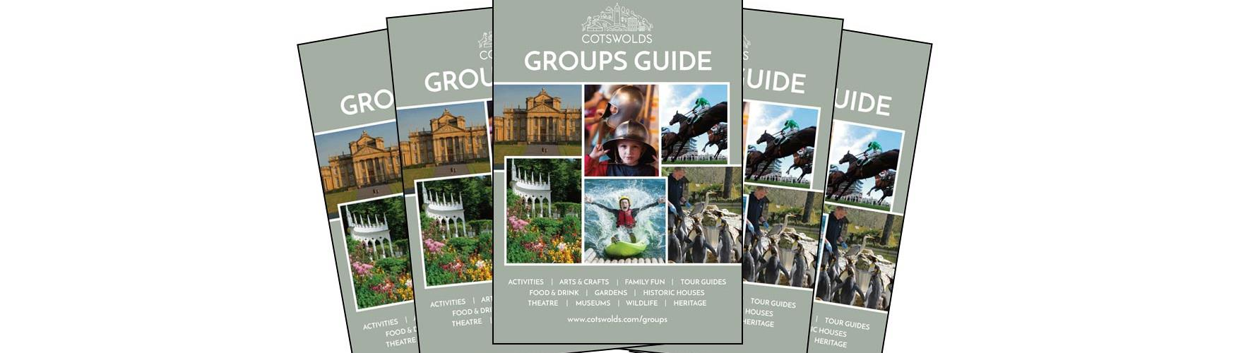The Cotswolds Groups Guide