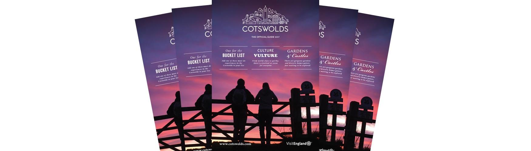 Advertise in the Cotswolds Visitor Guide