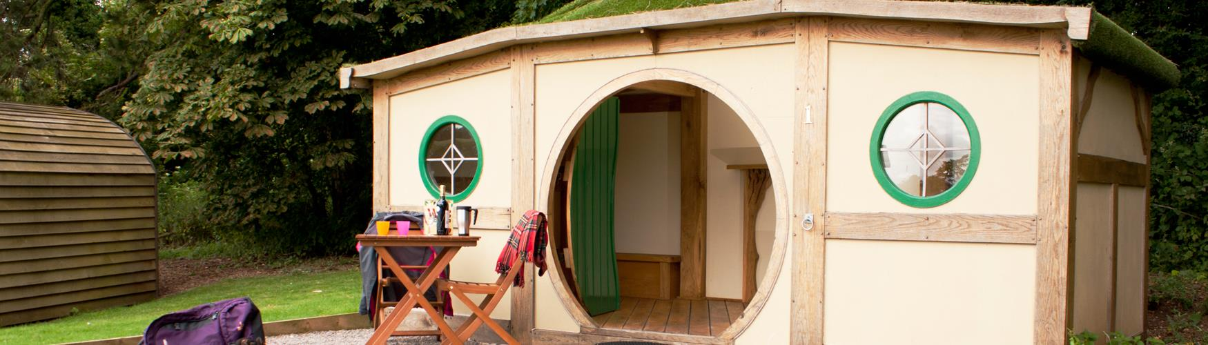 National Star Glamping