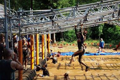 Outdoor Activities - Tough Mudder