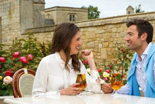 Romance and roses in the Cotswolds