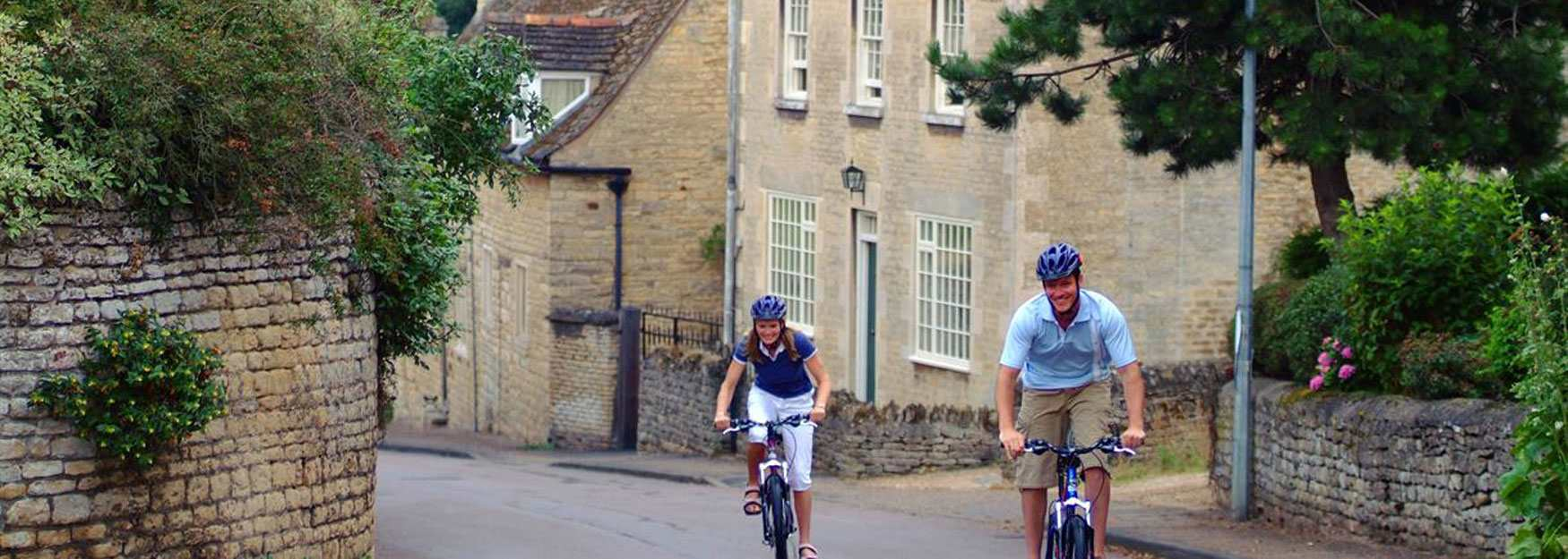 Guided or self guided cycling tours of the Cotswolds