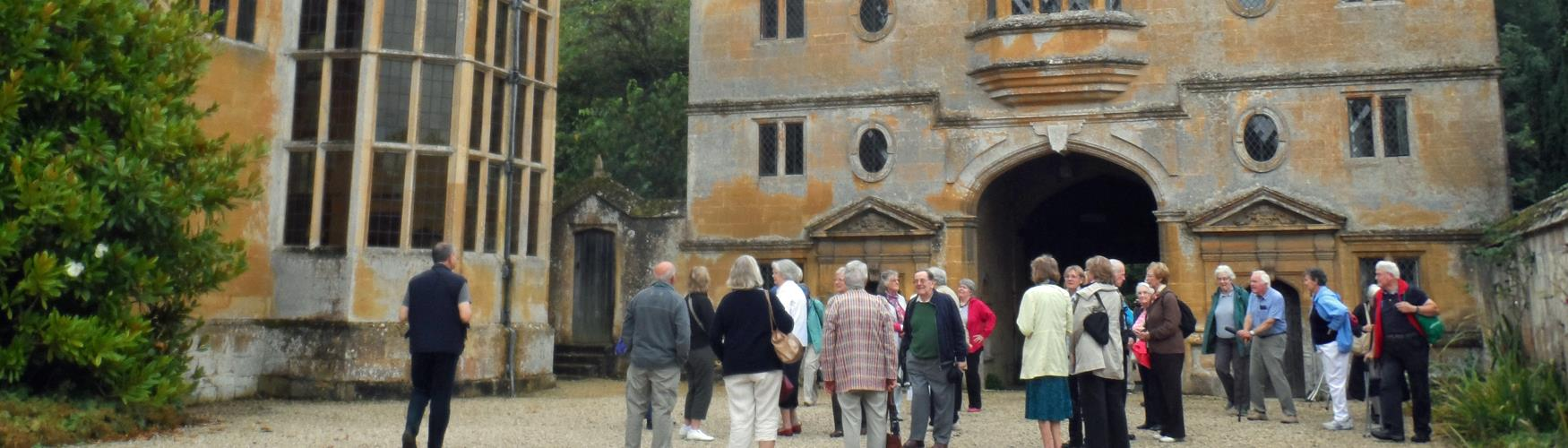 Tour & Explore with Anne Bartlett (Blue Badge Guide)